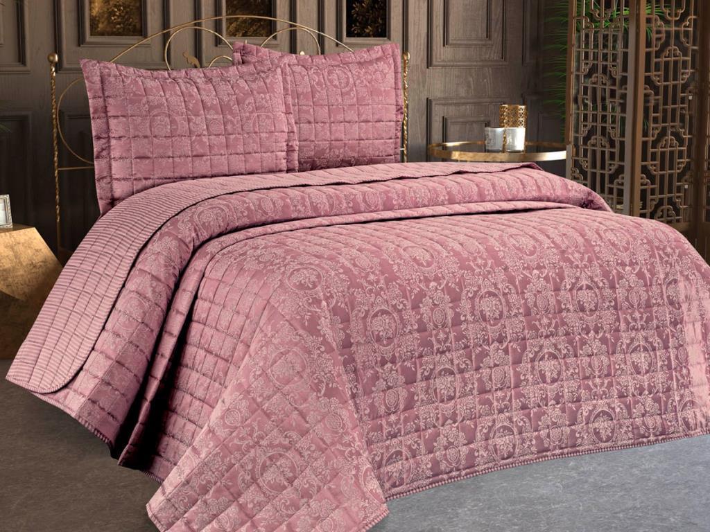 Veronika غطاء سرير مزدوج دامسون