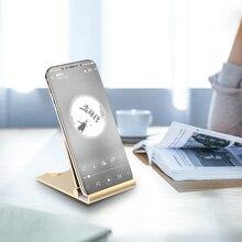 Universal dobrável suporte de mesa do telefone celular plástico suporte de mesa titular do telefone móvel tablet anel titular para iphone x ipad tslm1