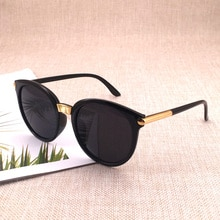 Classic Round Vintage Sunglasses Women Fashion Brand Design Mirror Sun Glasses Female Shades Retro G