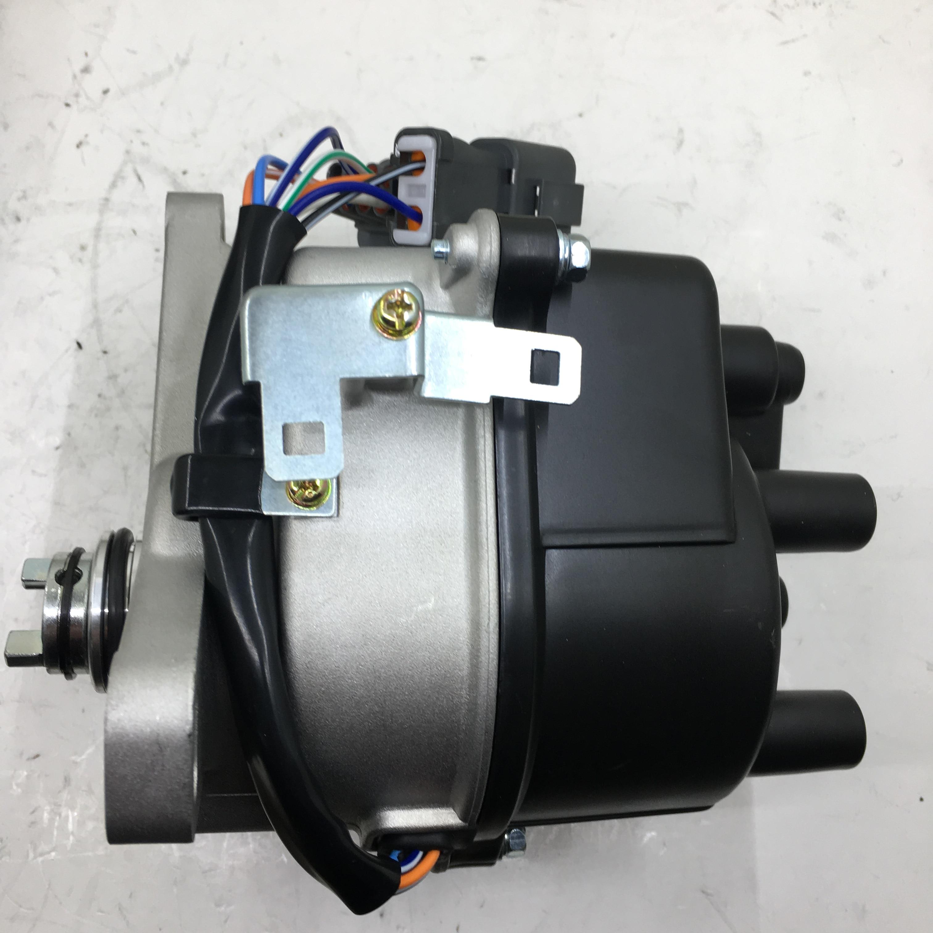 Distribuidor SherryBerg para Honda 92-96 preludio 2,2 H22A Vtec Dohc distribuidor de encendido Td-60U ensamblado eléctrico TD60U TD50U