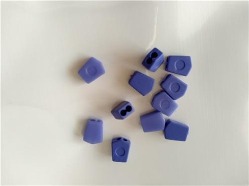 kmtkeramed 5/32 in. ID Barbed to Female Slip Luer, Plastic, Packaging: 10pcs/pk