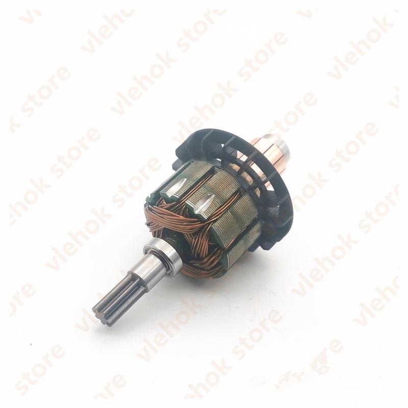 Armatur del Rotor para MAKITA BTW250 DTW251RFE DTW251Z BTW251Z BTW251RFE DTW251 BTW253 BTW251 BTS130 DTW251Z TW251D 619375-2
