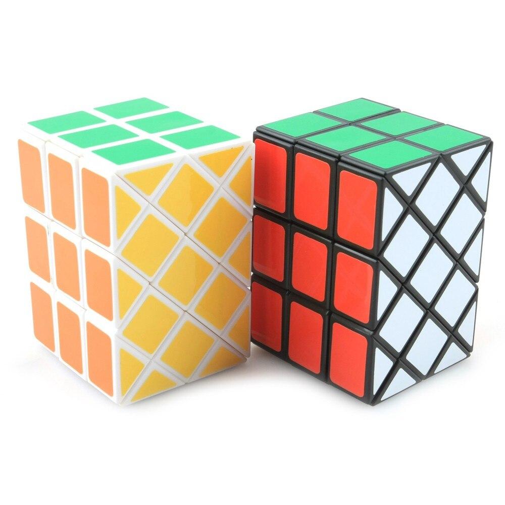 New Diansheng Case Cube 3x3 Cube Magic Puzzle Ancient Double Fish IQ Brain Cubos Magicos Puzzles Juguetes Educativos Magic Cube
