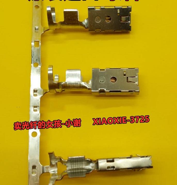 3pcs for Mercedes-Benz Berlin big power terminal pin power insurance socket pin for Volkswagen fan plug terminal