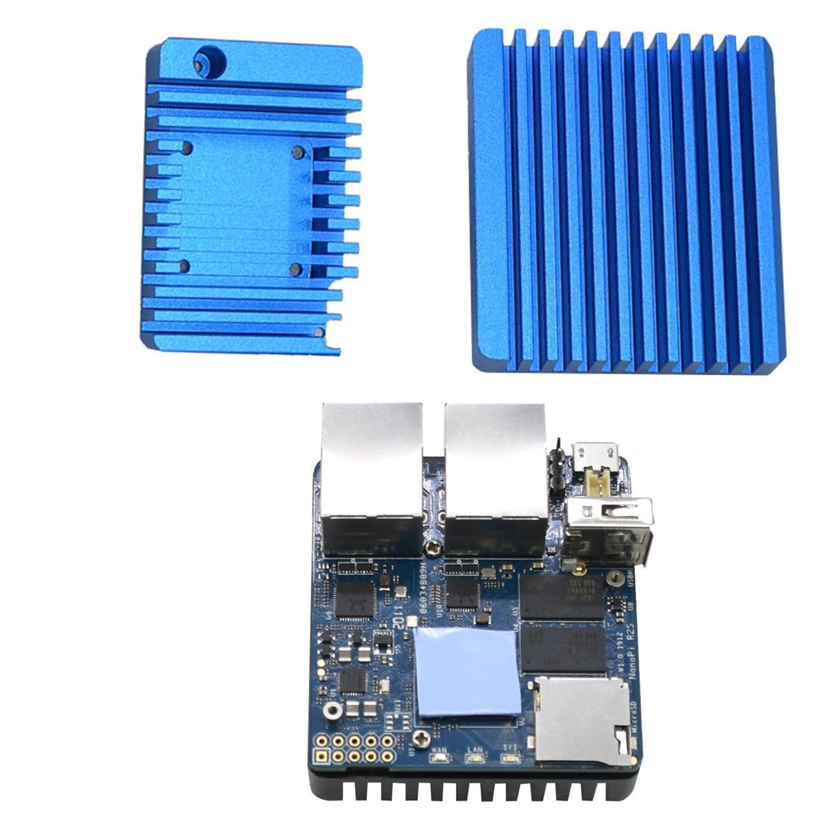 dc 5 v 2a rk3328 quad core cortex a53 roteador duplo ethernet portas 32g memoria