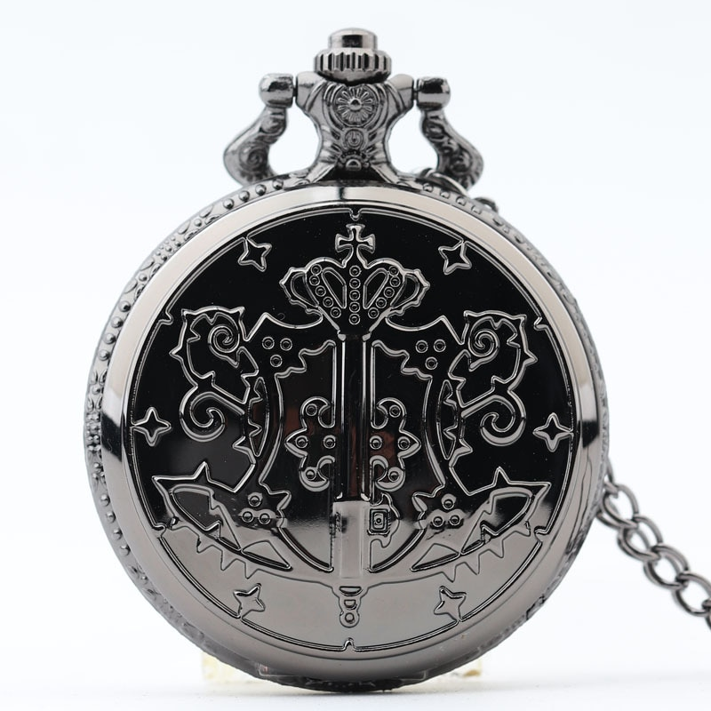 Vintage Quartz Pocket Watches Necklace For Women Men Birthday Gift Pendant Chain Fob Watch Jewelry Accessories hot monster anime cosplay pocket watch chain men boy cool quartz pendant watches necklace men ball hot game full hunter vintage