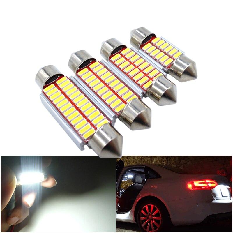 Adorno C5W coche Led lámpara Interior para 2011-2016 Kia Rio 3 4 Sportage Sorento Cerato Optima K2 Ceed Picanto Canbus