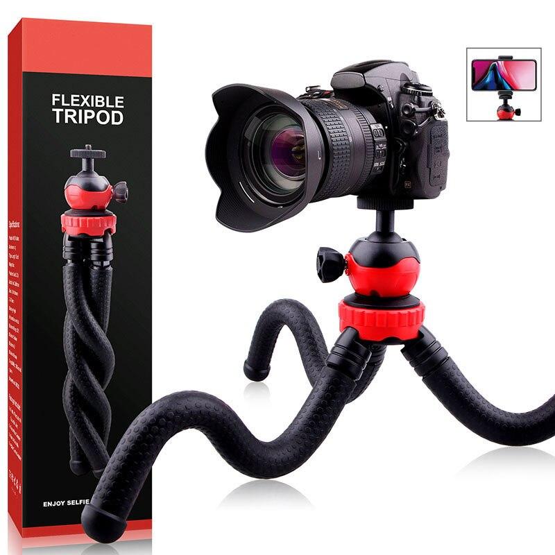L Medium Large Größe Kamera Gorillapod Stative Last 1,2G 3G Einbeinstativ Flexible Stativ Mini Reise Outdoor Digital Kameras hoders