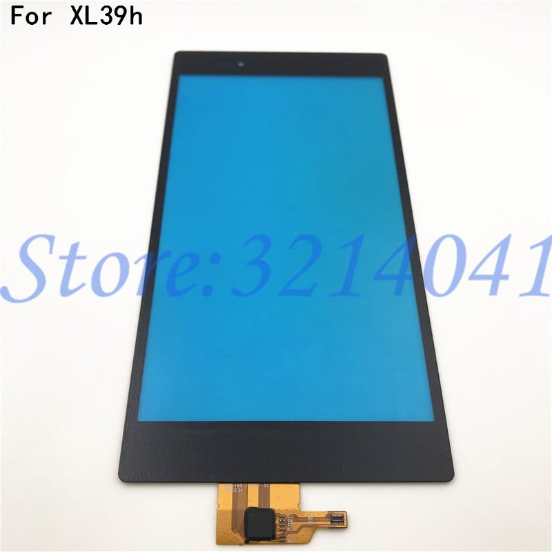Calidad superior para Sony Xperia Z Ultra XL39h XL39 C6802 C6806 C6833 C6843 pantalla táctil digitalizador Lente de Cristal frontal panel