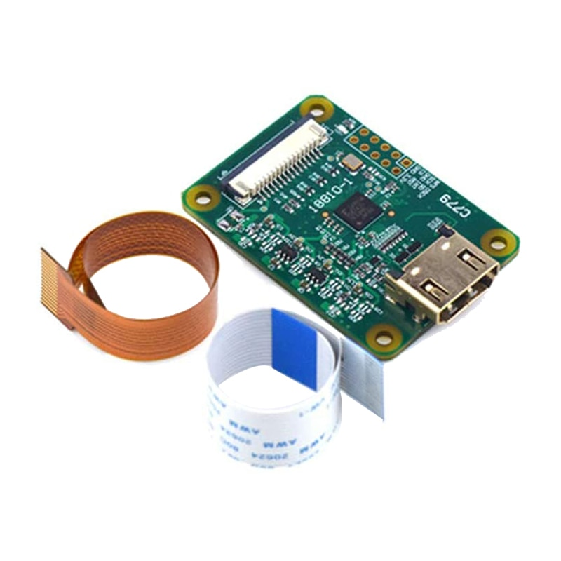 1 قطعة HDMI-متوافق مع CSI-2 لوح مهايئ مدخل HDMI متوافق يدعم ما يصل إلى 1080P25Fps لـ Raspberry Pi