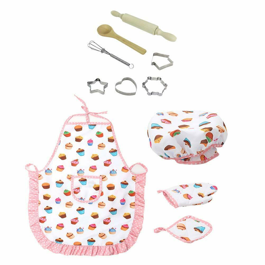 11 sztuk do odgrywania ról dzieci kuchnia gotowanie pieczenia zestaw dziewczyny udawaj gotować zagraj zestaw zabawek wykwintne naczynia kuchenne zestaw zabawek