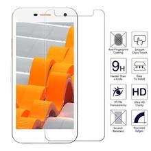 Smartphone mobile verre trempé pour Wileyfox Spark X Swift 9H Film de protection antidéflagrant écran protecteur couverture téléphone