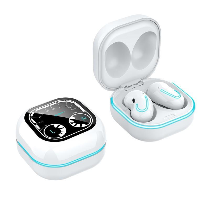 S6 Plus TWS Bluetooth-compatible Earphone Music Headset Waterproof Earpiece Sport Earbuds For Iphone Huawei Wireless Headphones