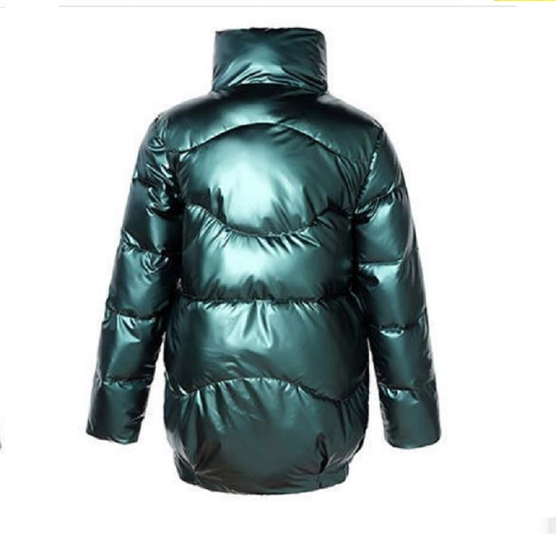 2021 Winter Jacket Duck Down Warm Thicken Solid Hooded Coats Short Female Basic Tops Mommy Clothes Women's  Pregnancy Outerwear enlarge