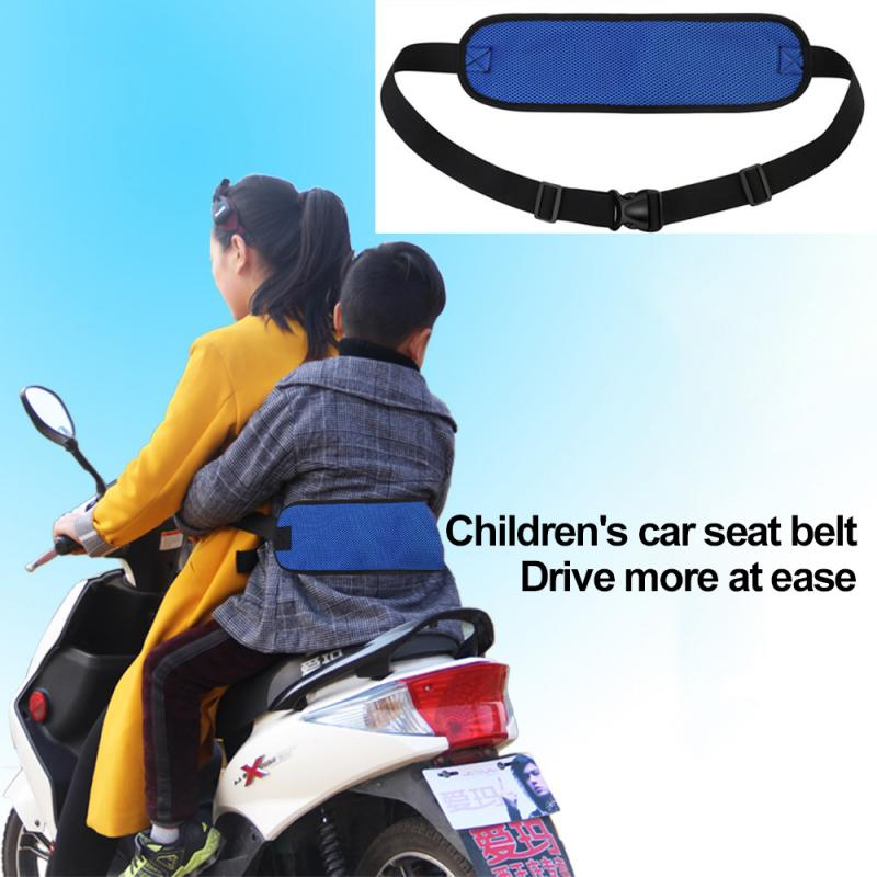 Outdoor Cycling Safety Belt Breathable Adjustable Wheelchair Seat Belt Cushion Safety Harness Straps For Elderly Patients