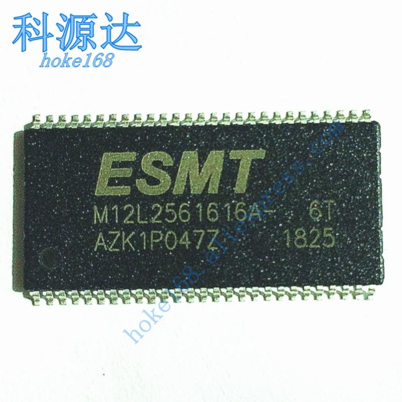 5 unids/lote M12L2561616A-6TG TSOP54 M12L2561616A-6T M12L2561616 en Stock