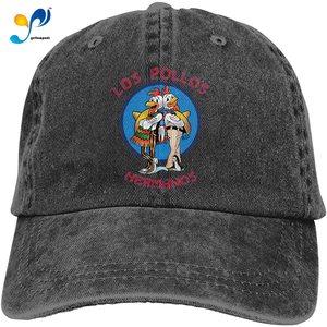 Los Pollos Hermanos Casquette Cap Vintage Adjustable Unisex Baseball Hat