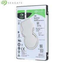 Внутренний жесткий диск Seagate для ноутбука, 1 ТБ, 2,5 дюйма, жесткий диск 7 мм, 5400 об/мин, SATA 6, 128 Мб кэш-памяти, 2,5 дюйма, жесткий диск для ноутбука