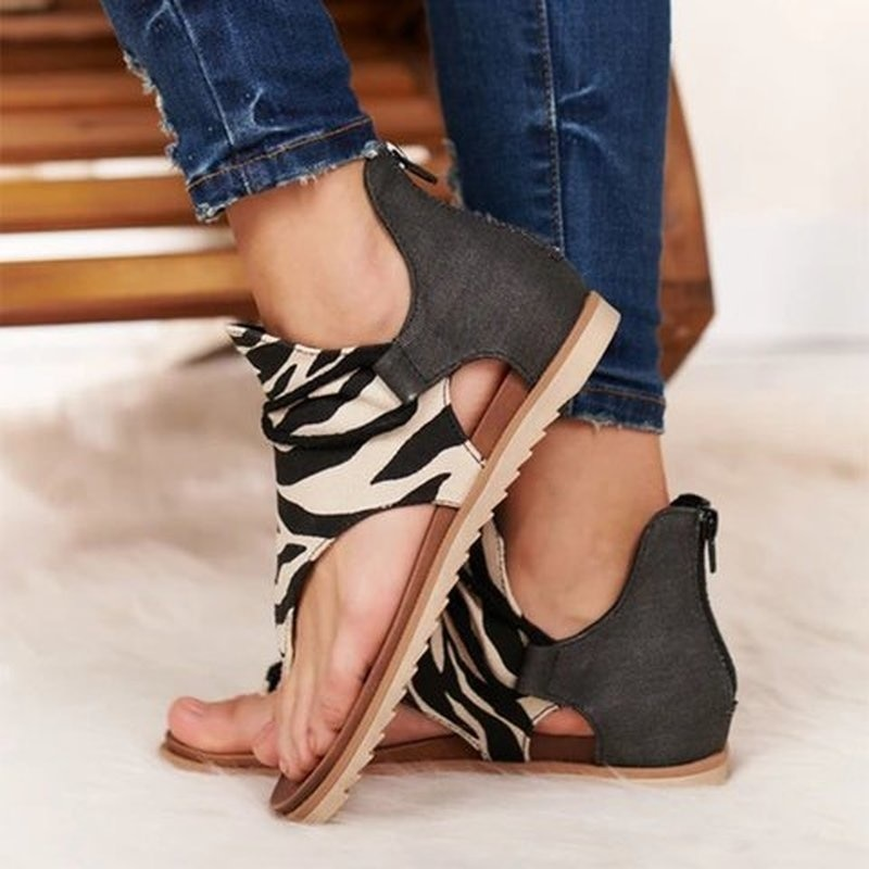Sandálias de Verão Sandálias para Mulheres Sapatos de Verão Sandálias Femininas Sapatos Femininos Tamanho Grande Andals Plana Quentes 2021