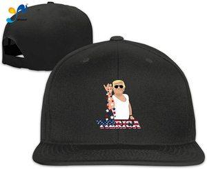 Yellowpods Trump Salt Freedom Men's Relaxed Medium Profile Adjustable Baseball Cap