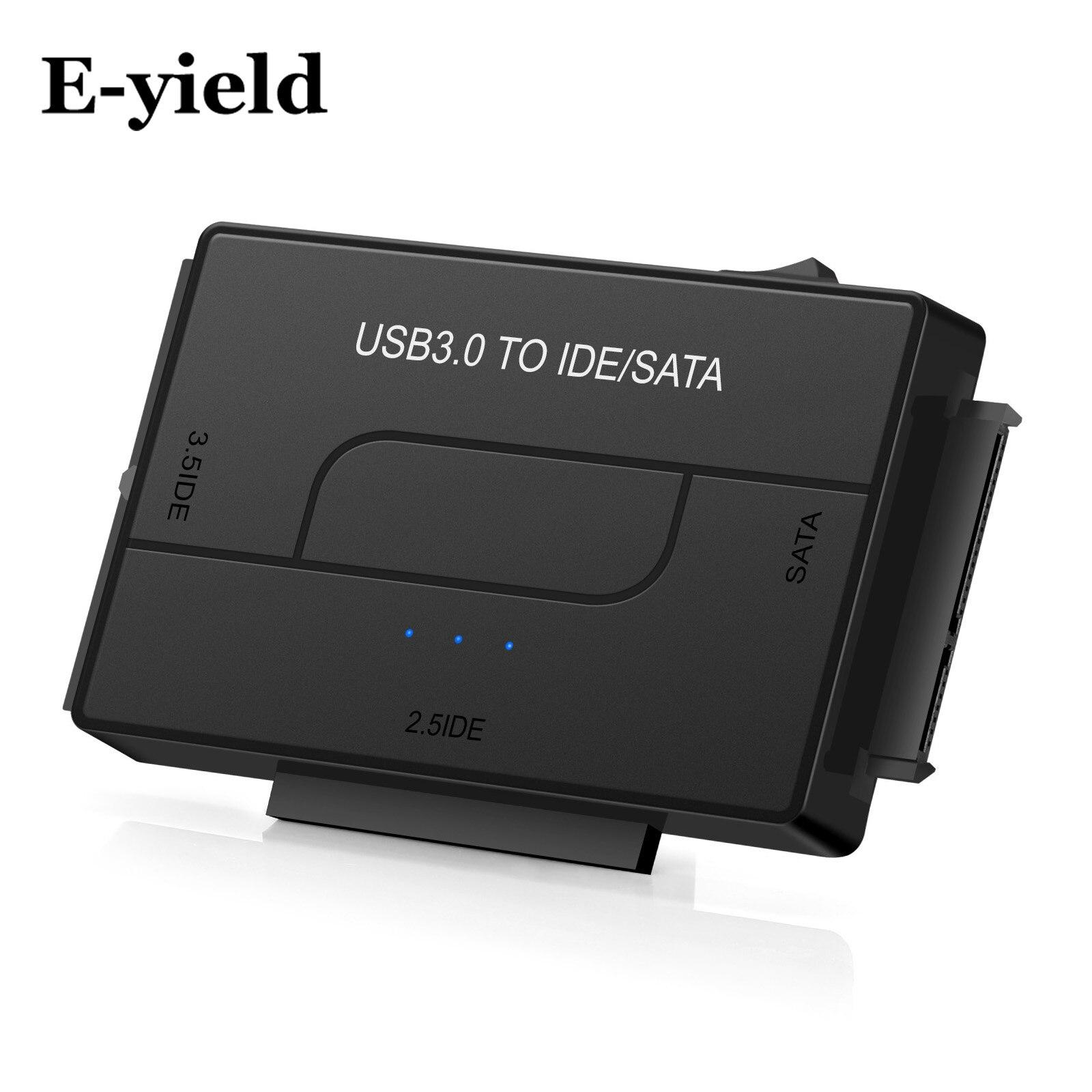 SATA كومبو USB IDE SATA محول قرص صلب SATA إلى USB3.0 محول نقل البيانات ل 2.5/3.5/5.25 محرك الأقراص الضوئية HDD SSD