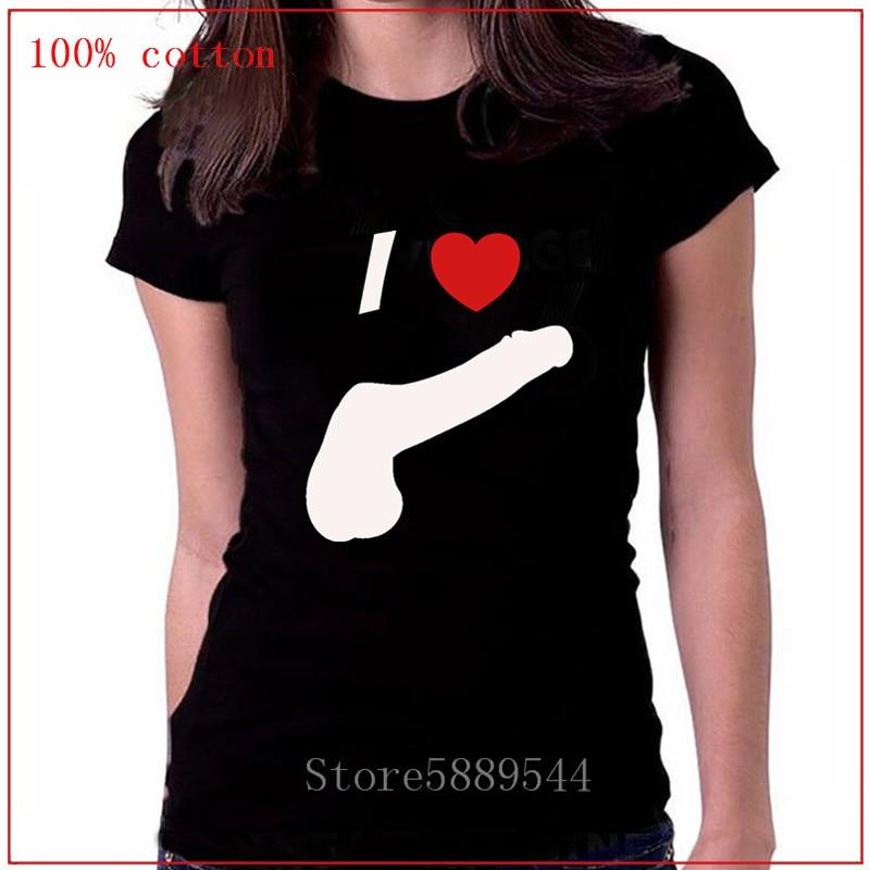 2020 nouveau I Love Canada T-shirt femmes Logo T-shirt Anime vêtements gris hauts Cool ladys coton T-shirt Fitness t-shirts à manches courtes