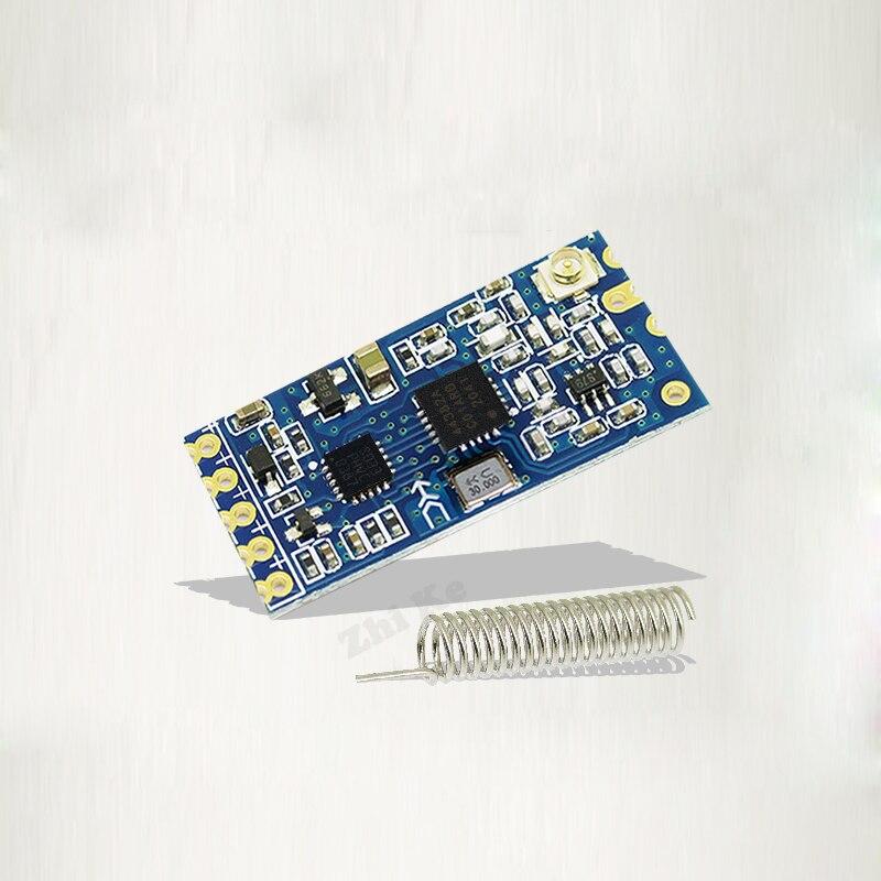 HC-12 беспроводной модуль 433 МГц прием и передача 1 км последовательный порт связи Прозрачная передача данных