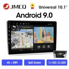 JMCQ 2din Android 9.0 autoradio 10.1