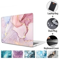 laptop sleeve bag for air pro 11 12 13 15 16 marble hard keyboard cover for air 13 funda a2337 a2179 a1466 a2289 a2338 backpack