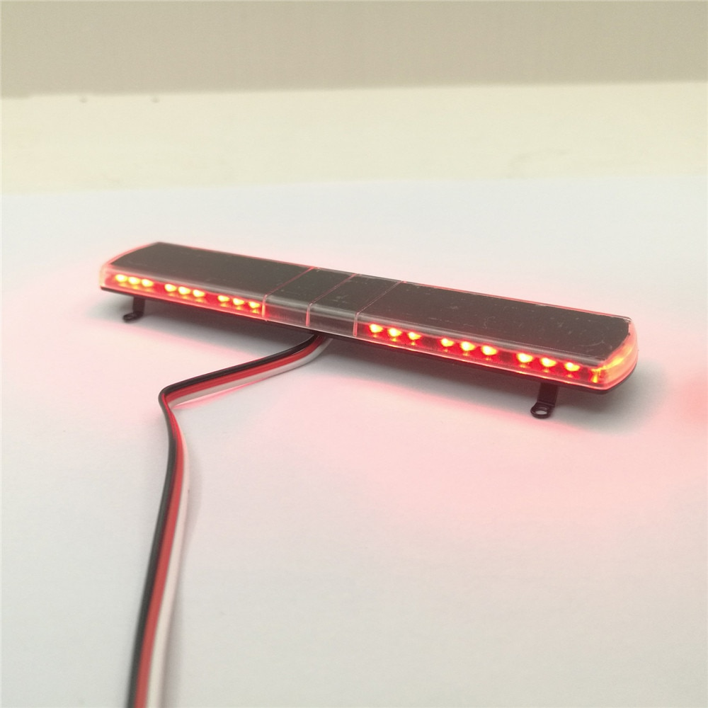 Holofote led colorido com 15 modos, luz para projetor de engenharia, para 1/14 tamiya, volvo 56360 rc, acessórios para caminhões