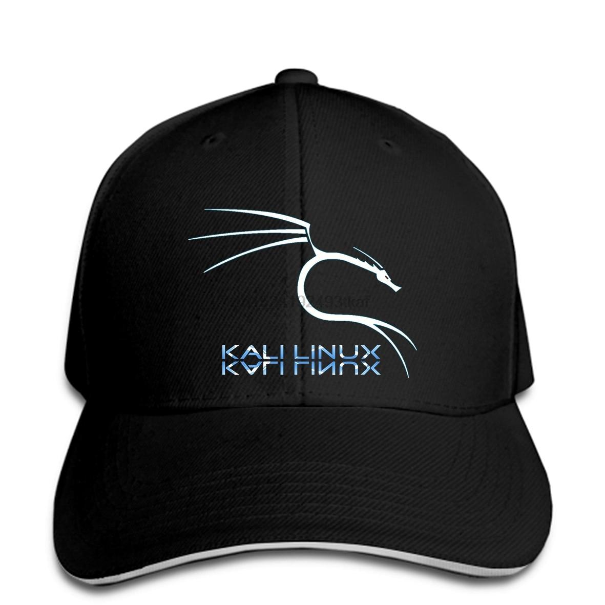 Gorra de béisbol Kali Linux sombrero de dragón