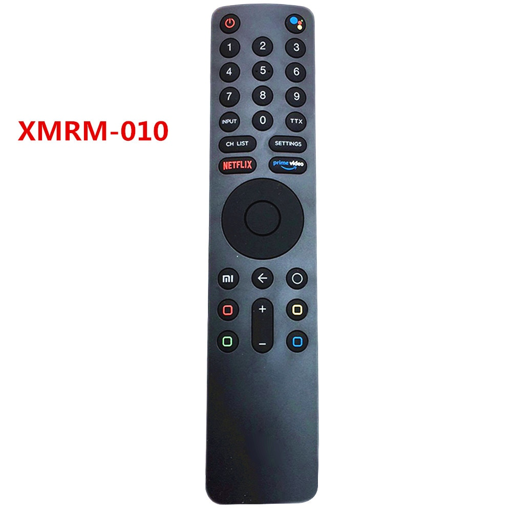 XMRM-010 nova voz controle remoto para mi tv 4S smart tv L32M5-5ASP L43M5-5ASP L55M5-5ASP L65M5-5ASP com o google