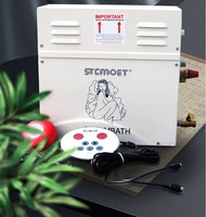 Steam Generator sauna steam Bath Machine 3KW/4.5KW/ for home sauna room SPA Fumigation Machine 220V/380V with Digital Controll