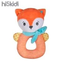 hi5kidi newborn dolls children pure cotton cartoon fox plush toys children birthday gift hand catch kids plush toys