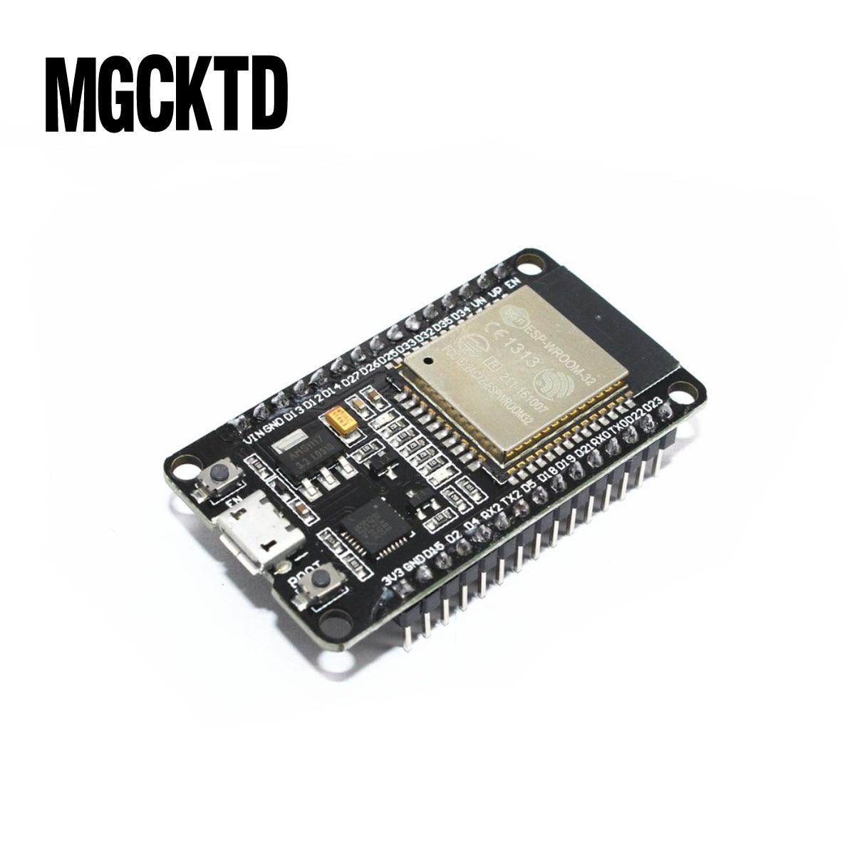 Aliexpress - DOIT ESP32 DEVKIT V1 Board (Wi-Fi and Bluetooth)