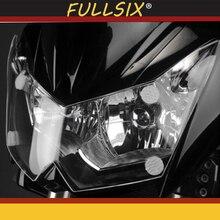 Couvercle de phare avant protection   Accessoires de moto, KAWASAKI Z1000 2007-2009 Z750 2007-2014 Z750R 2011-2013