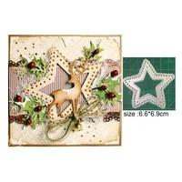 stars diy craft metal cutting die scrapbook embossed paper card album craft template stencil dies