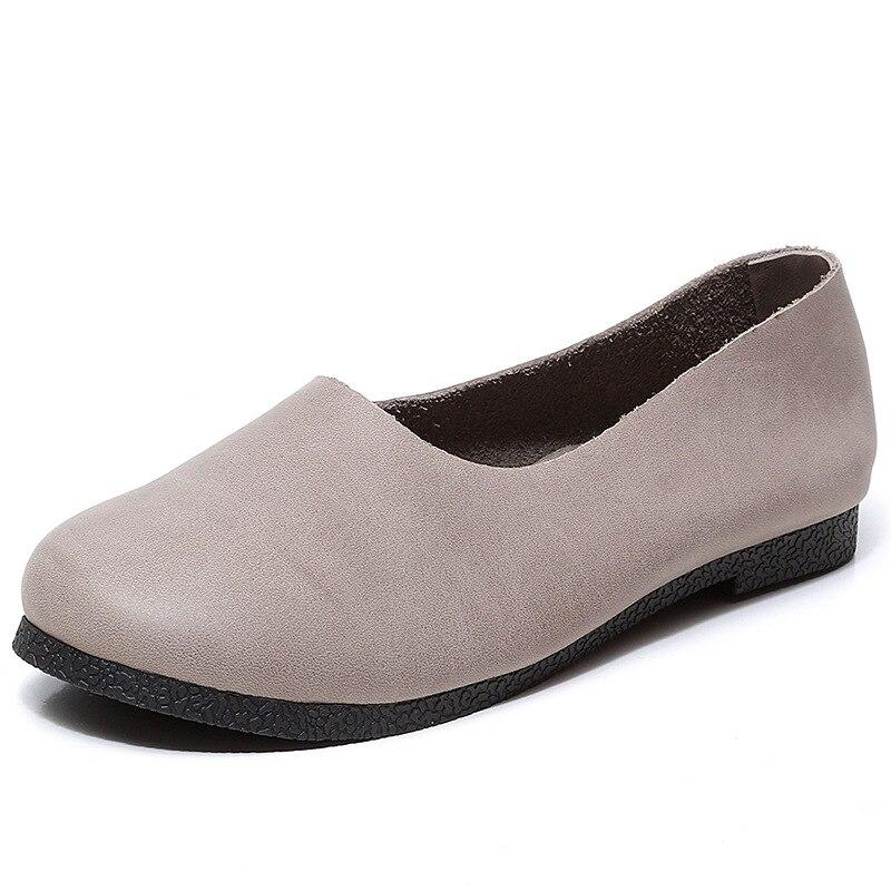 2021 الجلود اليابانية حذاء راقصة البالية