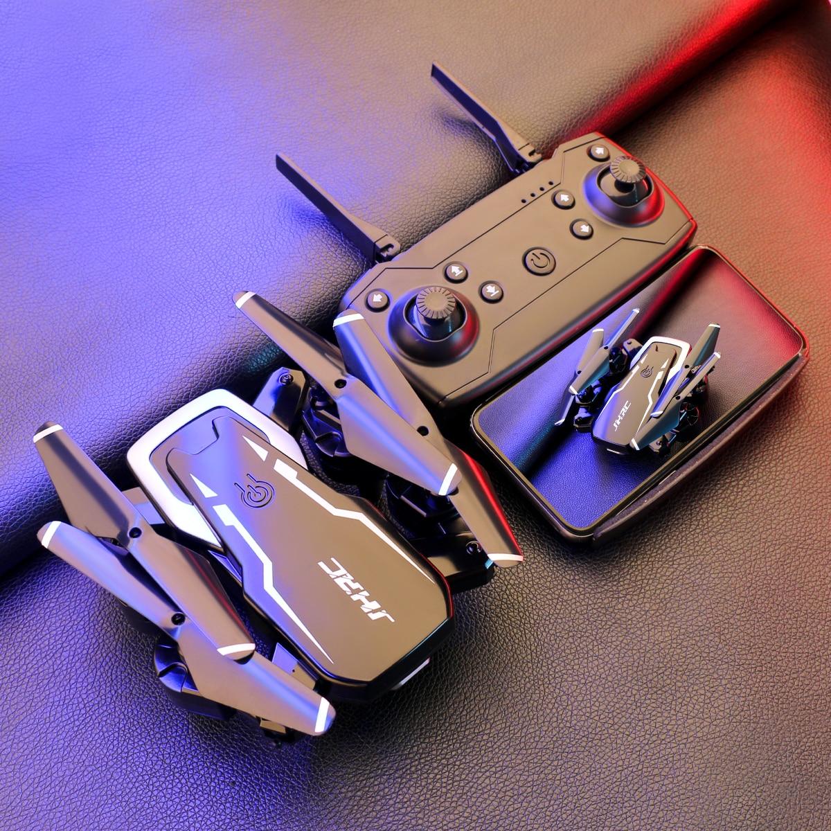 Y logopeda mini rc drone avión fotografía avión 4k sg906 pro mini...