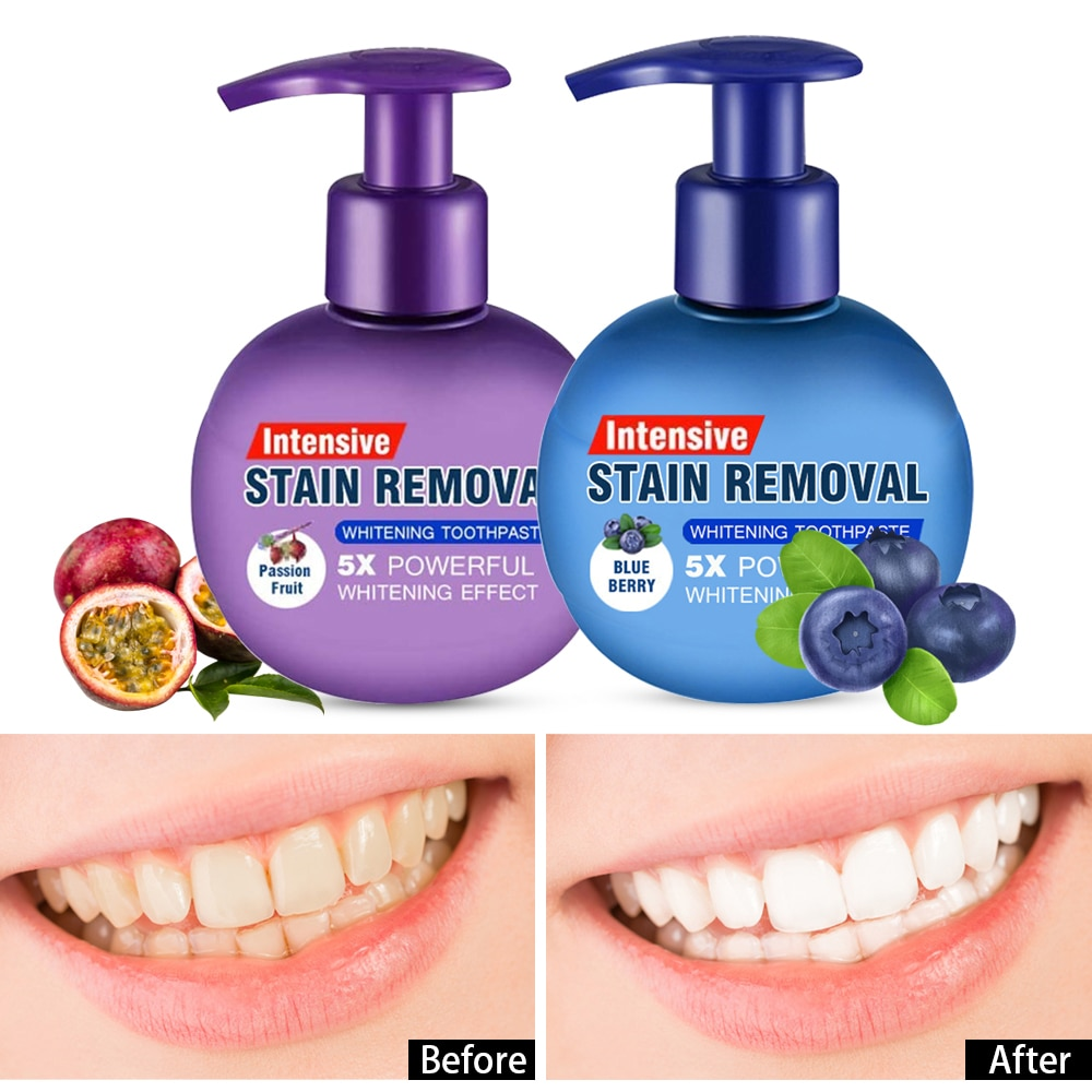 AliExpress - Soda Toothpaste Teeth Whitening Cleaning Toothpaste Hygiene Oral Care Fight Bleeding Gums Baking Soda Press Toothpaste