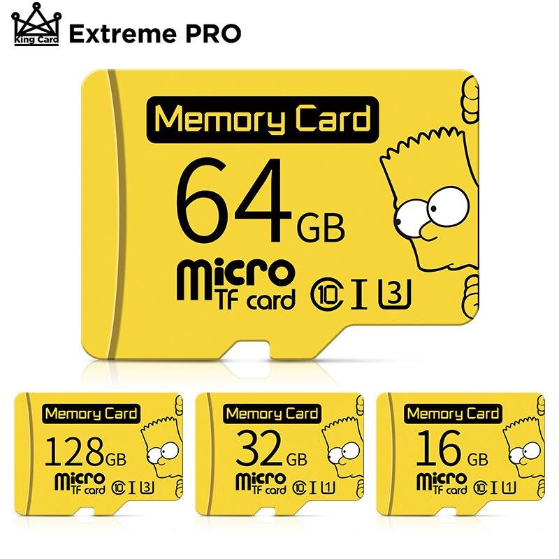 Micro SD TF Card 8GB 16GB 32GB 64GB 128GB Class 10 Flash Memory Microsd Card 8 16 32 64 128 GB for S