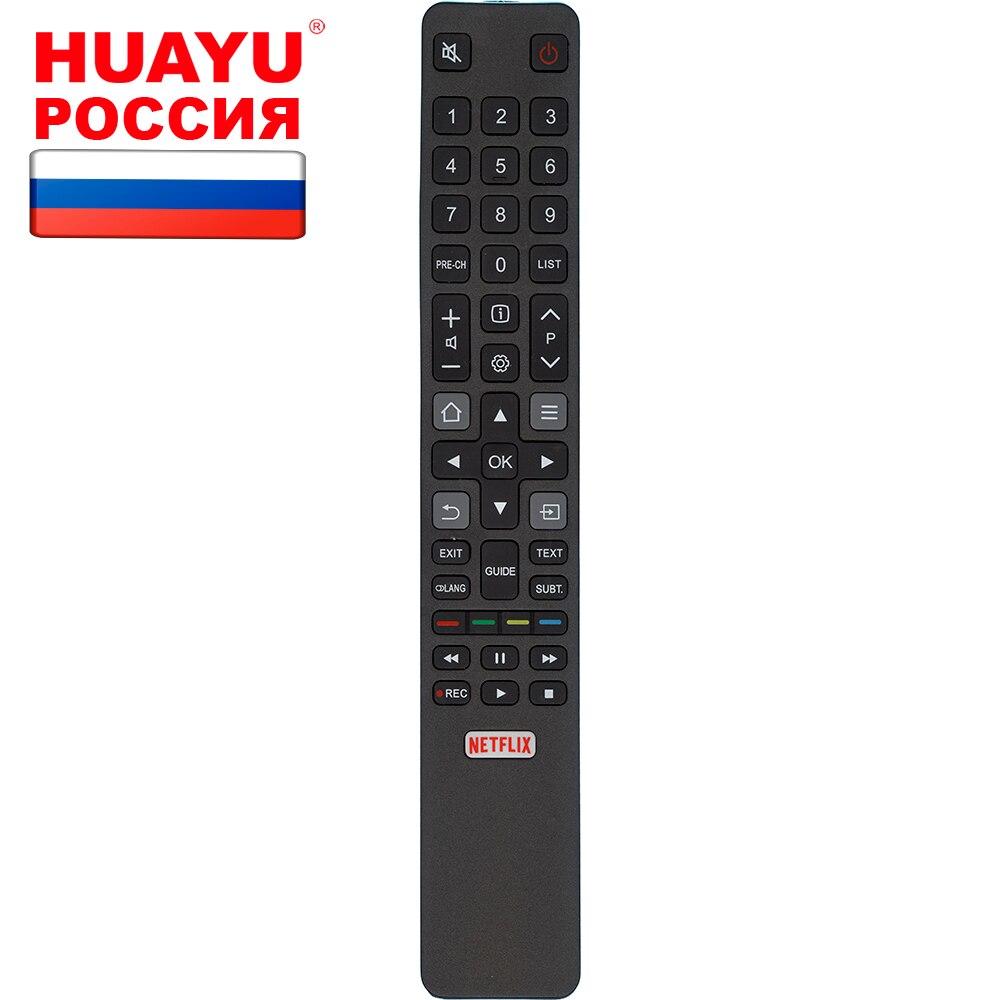 Пульт Huayu RC802N YAI2, 06 IRPT45 GRC802N для TCL L32S62FS/L32S6FS/L43S6FS/L50P6US/L55P6US/L55P3CUS/65P717 и другие Пульты ДУ      АлиЭкспресс