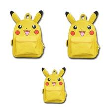 New Star Cartoon Pokmon Pikachu Backpack Kawaii School Bag Large Capacity Children's School Supplies