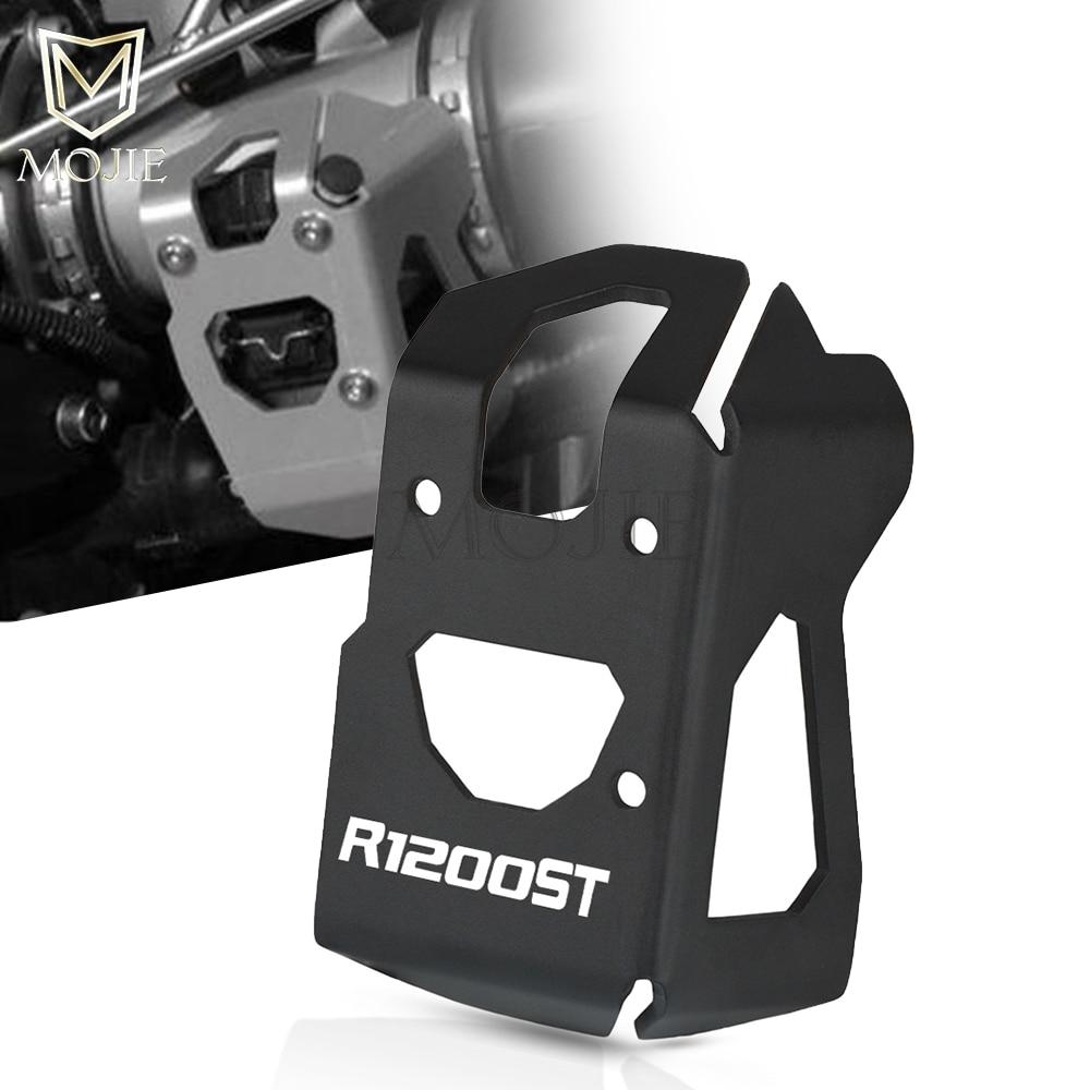 Accesorios de motocicleta R1200ST acelerador protentiómetro cubierta protector enfriado por aceite para BMW R1200ST R1200 ST R 1200 ST
