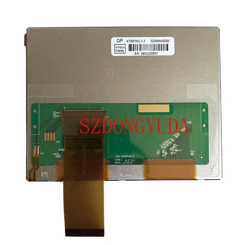 Фото - 5.6 inch 640*480 TFT LCD AT056TN52 V.3 V3 LCD display screen panel b116xw02 v 0 lcd displays