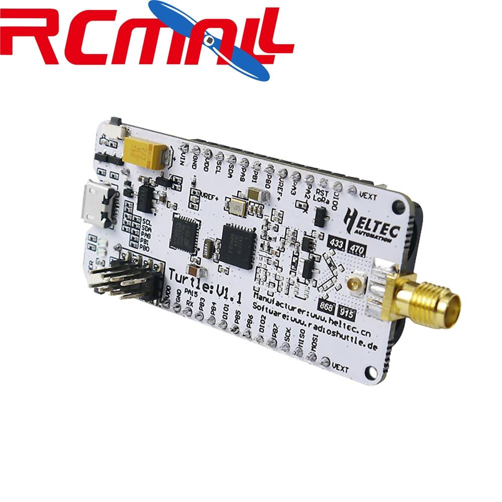 SX1276 STM32L432KC LoRaWAN Lora Development Board IOT Single Channel Support LoRaWAN MQTT 868mhz 915mhz