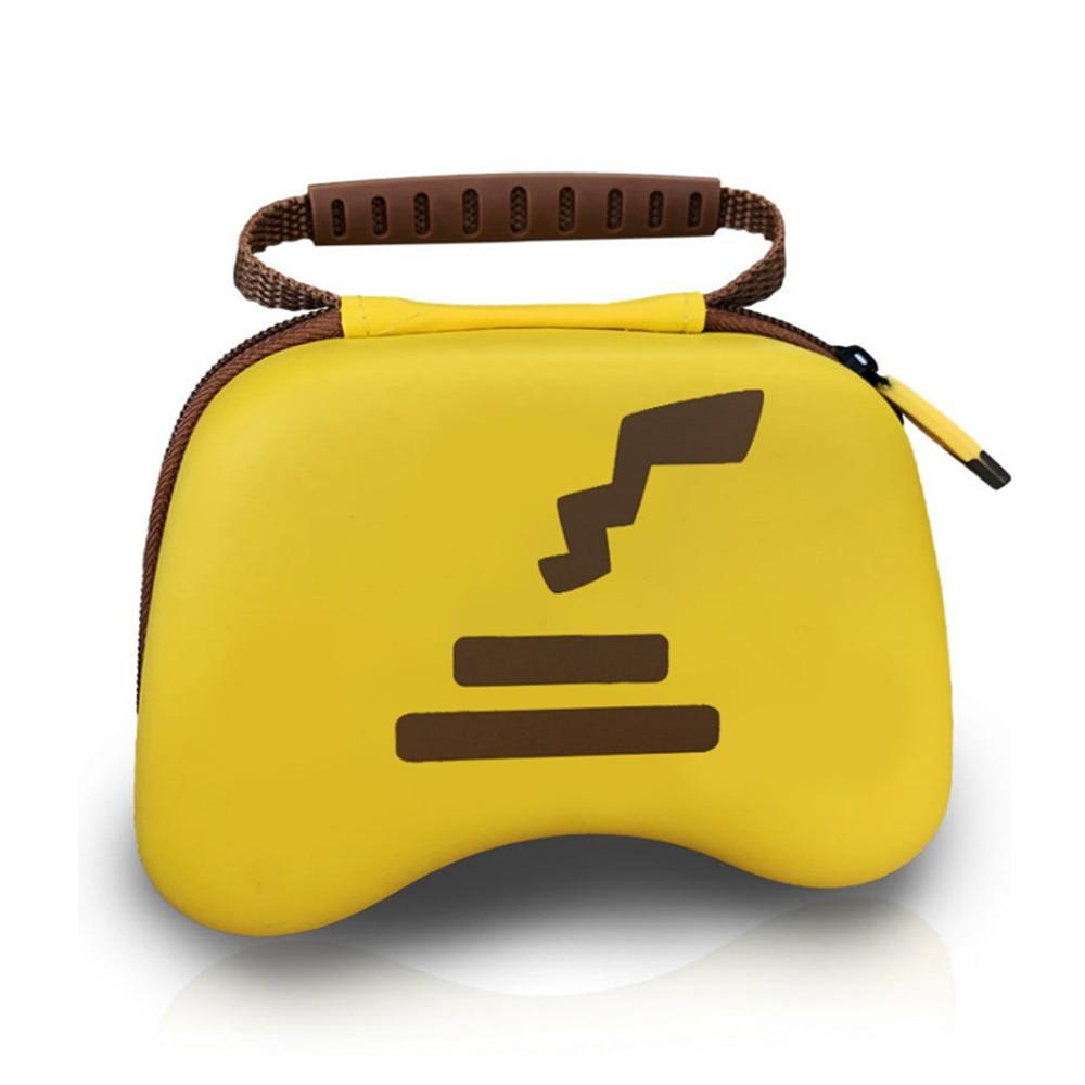 100pcs Carrying Travel Bag Handle Bag for Switch Pro / XBOXOne Universal PRO Animal Forest Handle Bag Hard Handle Bag