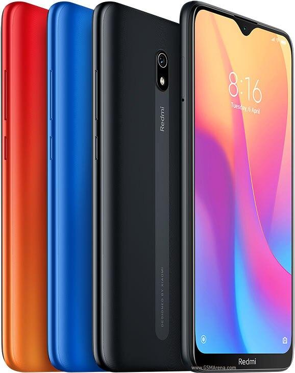 cellphone Xiaomi Redmi 8A smartphone 5000mAh Battery Snapdargon 439 Camera Mobile Phone enlarge