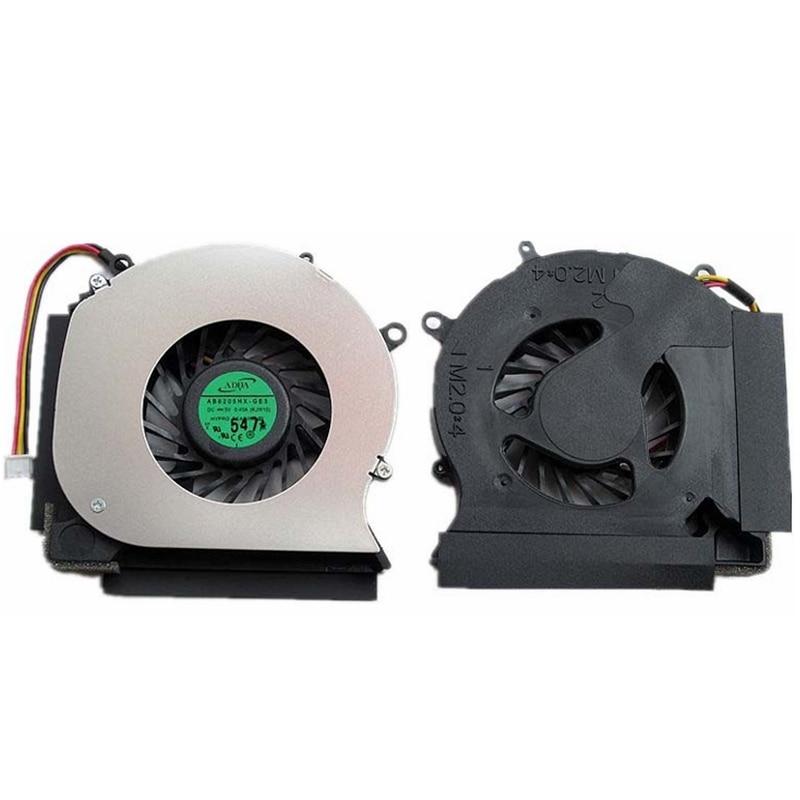 Portátil CPU ventilador de refrigeración de repuesto parte para HP DV3 CQ35 DV3-2000 CQ36