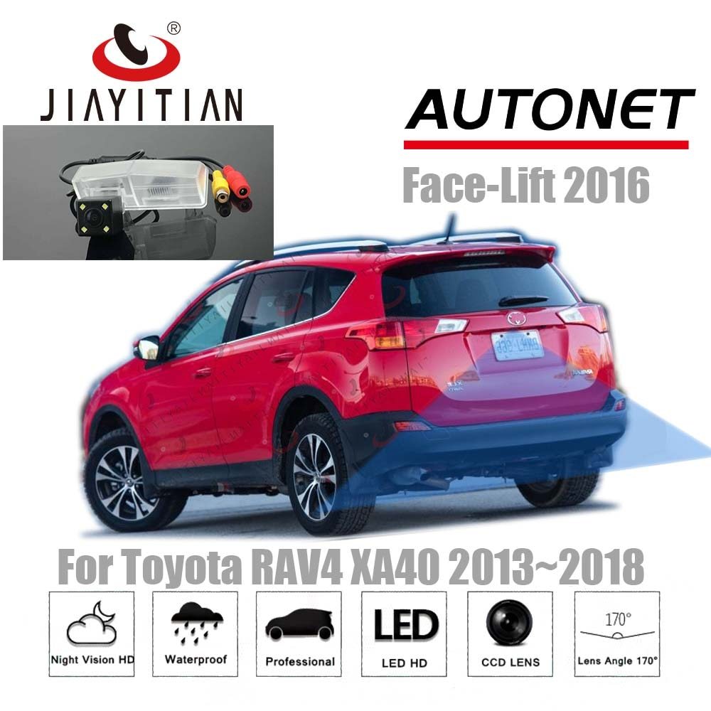 for for toyota prius 2012 2013 2014 smart tracks chip camera hd ccd intelligent dynamic parking car rear view camera JIAYITIAN rear view camera for Toyota RAV4 XA40 2013 2014 2015 2016 2017 2018 HD CCD/Night Vision/Backup parking Reverse camera